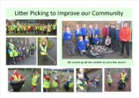 Litter Picking 2018